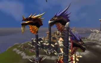 Dragonmaw port