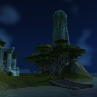 Tower of Quel'thalas still standing